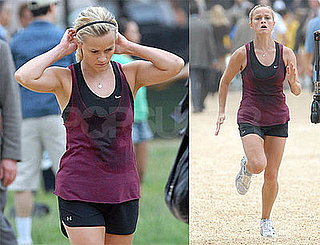 Photos of Reese Witherspoon Filming How Do You Know in Washington, DC