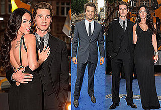 Photos of Shia Labeouf and Megan Fox at the London Premiere of Transformers: Revenge of the Fallen