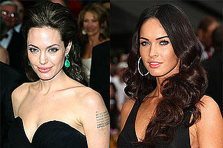 Do You Agree With All of the Angelina/Megan Comparisons?