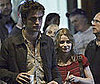 Photo Slide of Robert Pattinson and Emilie de Ravin Filming Remember Me in NYC