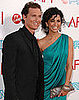 Matthew McConaughey and Camila Alves Are Expecting Second Baby
