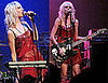 Photos of Gossip Girl&#039;s Taylor Momsen Performing With Her Band Pretty Reckless