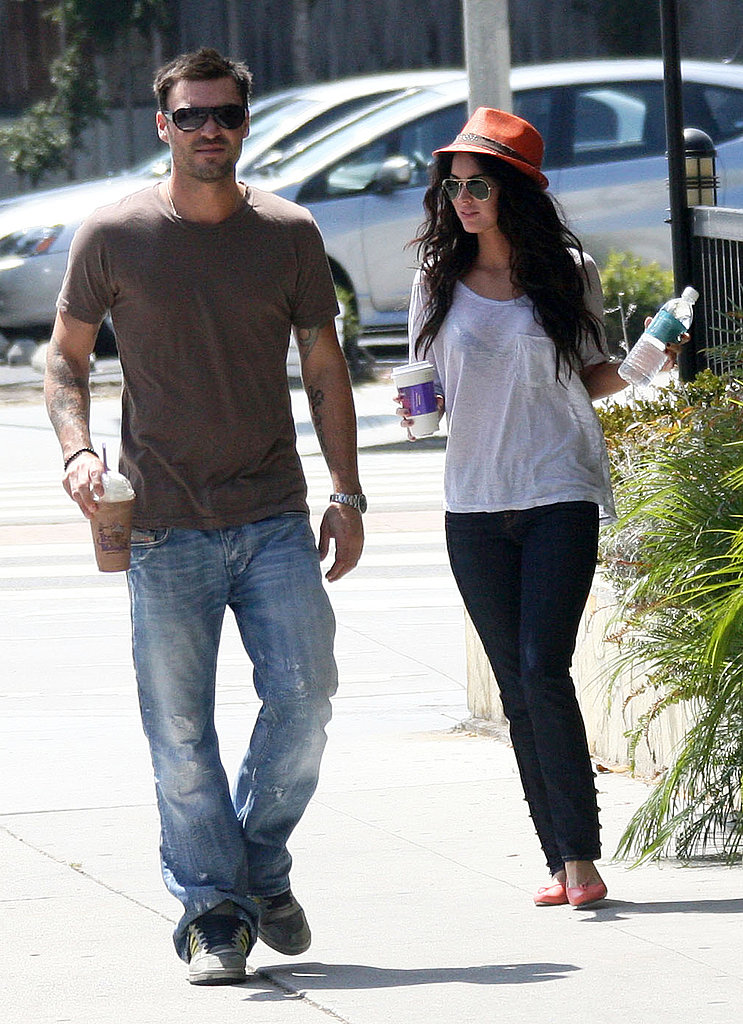 Megan Fox and BAG