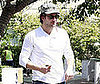 Slide Photo of Bradley Cooper in LA at Shutters