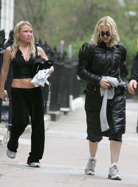 Madonna and Gwyneth's Trainer Opens NYC Workout Studio