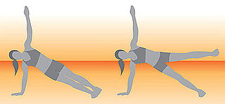 Side Plank, Multitasking Move, Side Plank Star, Leg Exercise