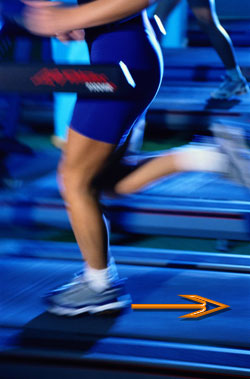 How to Make Your Hamstrings Work More When Running on a Treadmill