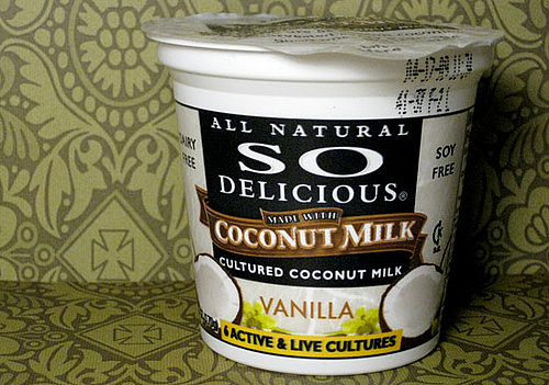 Food Review: So Delicious Coconut Milk Yogurt