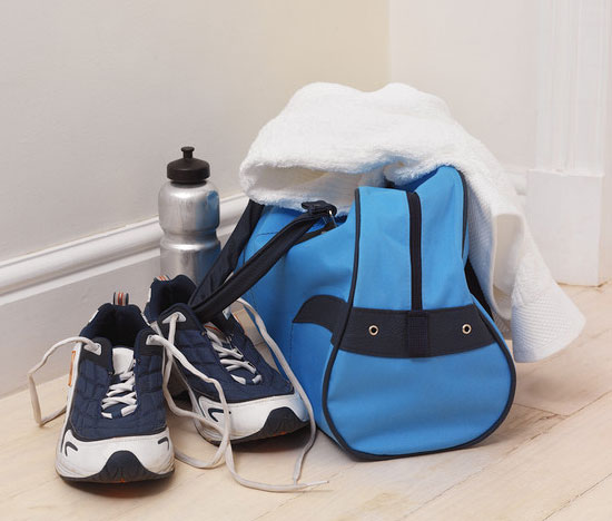 Items to Keep in Your Gym Bag