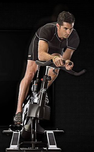 RealRyder: A Spin Bike That Moves