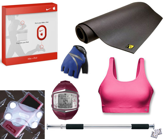 Which fitness product do you want most?