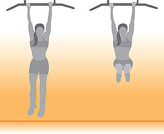 How to Do Hanging Leg Lifts