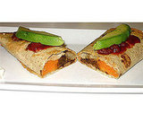 Healthy Recipe: Addictive Sweet Potato Burritos