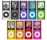 iPod Nano With Workouts Playlists