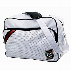 Fila Italia Heritage East West Flight Bag ($45)