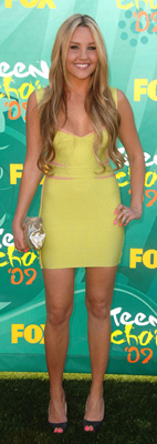 Teen Choice Awards Style: Amanda Bynes