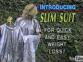 Flashback: The Slim Suit, Put It on to Take It Off!