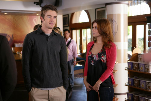Photo and Video of Robert Buckley on Privileged