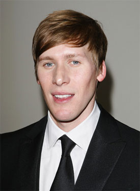 Dustin Lance Black Wins Best Original Screenplay at 2009 Oscars for Milk
