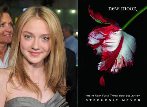 Dakota Fanning Indeed Set For New Moon