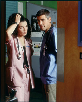 George Clooney, Julianna Margulies, and Eriq LaSalle Return to ER