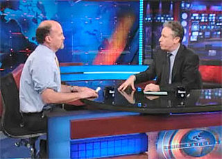 Jon Stewart vs. Jim Cramer