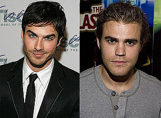 Ian Somerhalder and Paul Wesley Cast in The CW's Vampire Diaries Pilot