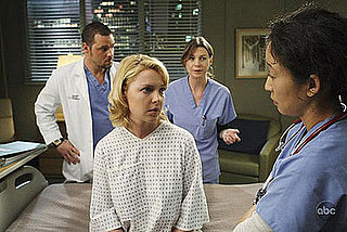 Should Katherine Heigl's Character, Izzie, Live or Die on Grey's Anatomy?