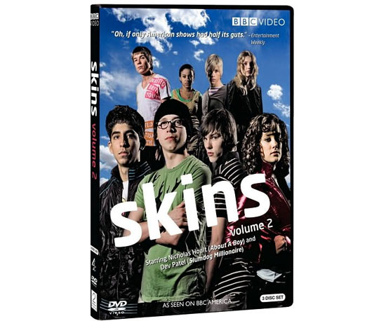 Skins Volume 2 on DVD