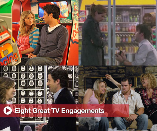 Eight Great Recent TV Engagements
