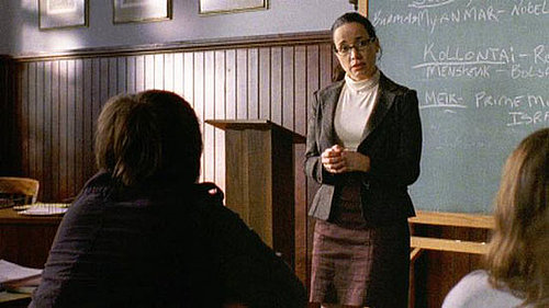 Video Clips of Janeane Garofalo on Greek