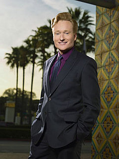 Summer Reading: Conan Takes On Tonight