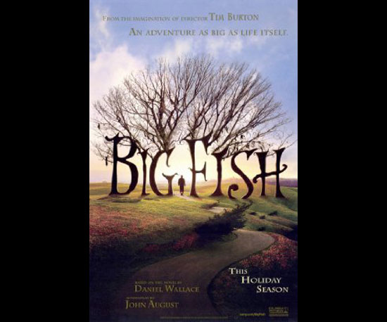 2004 Oscars: Big Fish