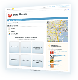 The Date Night Planner Organizes Your Dates From A - Z