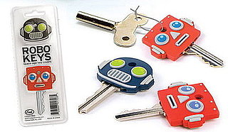 Robokeys Keychain Will Unlock Your Heart