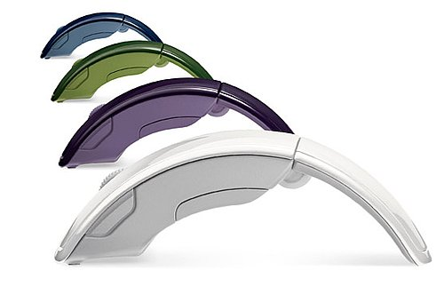 Daily Tech: Microsoft Debuts New Arc Mouse Colors