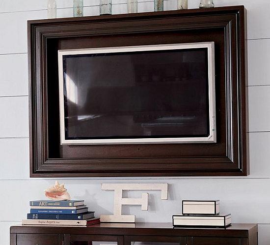 Flat Panel TV Frame