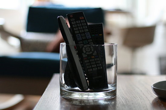 How to Organize Many Remote Controls