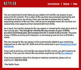 Netflix Raises Prices on Blu-ray Access