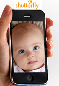 Shutterfly Comes to the iPhone