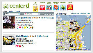 Center'd Helps You Find Things to Do in Your City