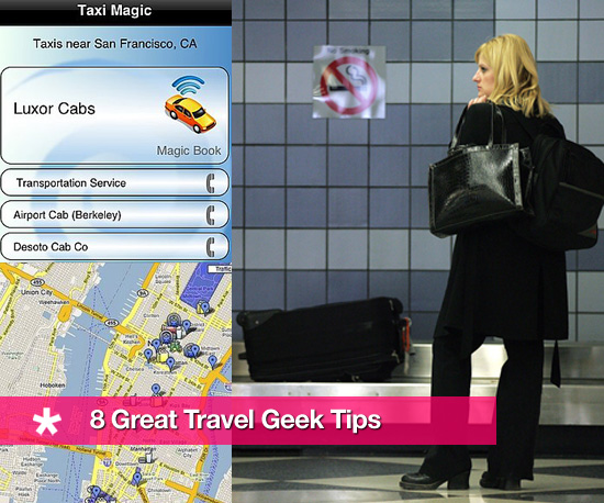 Eight Great Travel Geek Tips