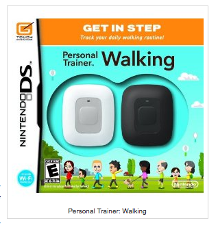 Nintendo Personal Trainer: Walking Hits Stores May 26