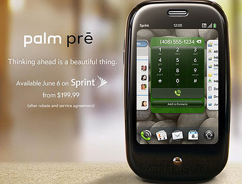 Palm Pre Pricing and Release Date Announced