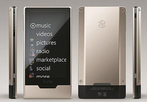 Coming Soon: Zune HD Media Player