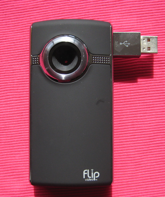 Flip Ultra HD Digital Camcorder