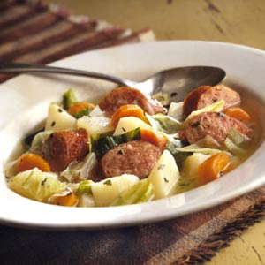 Better Homes and Gardens Slow Cooker Recipe For Kielbasa Stew