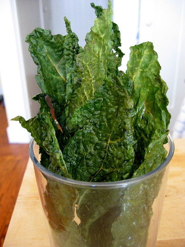 Kale Chips: A Savory, Simple, and Nourishing Snack
