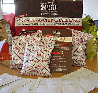 Kettle's Create-a-Chip Challenge