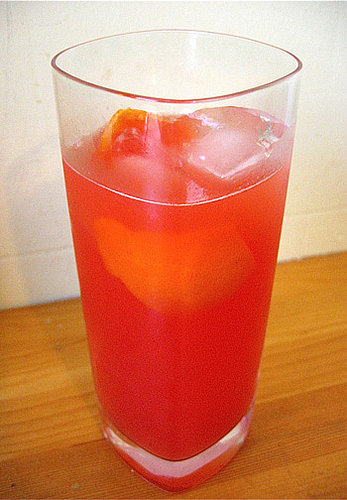 What is Campari? Recipe for Campari Squeeze